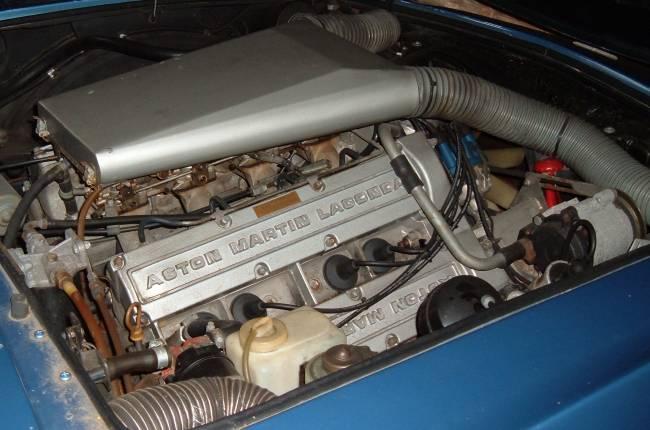 Aston Martin V8 Oscar India
