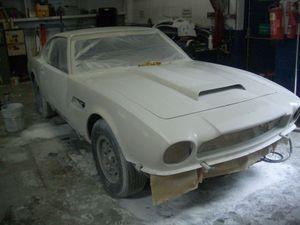 Arty's car