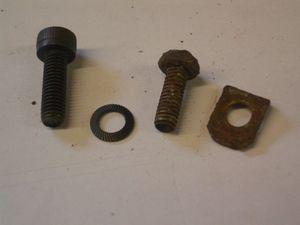 brake screws